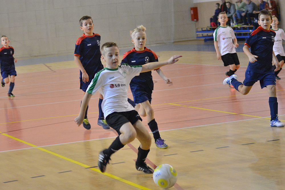 Współzawodnictwo piłkarskie JAKO Cup