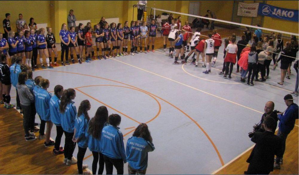 ceremonia otwarcia turnieju im. Tadeusza Ząbka