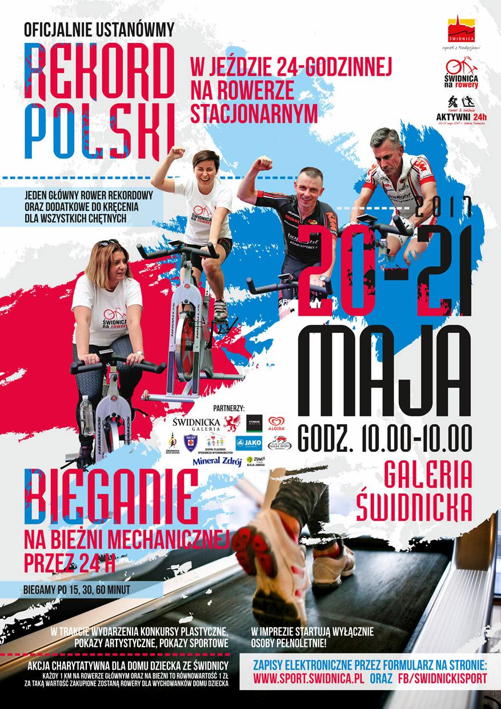 Plakat Aktywni24