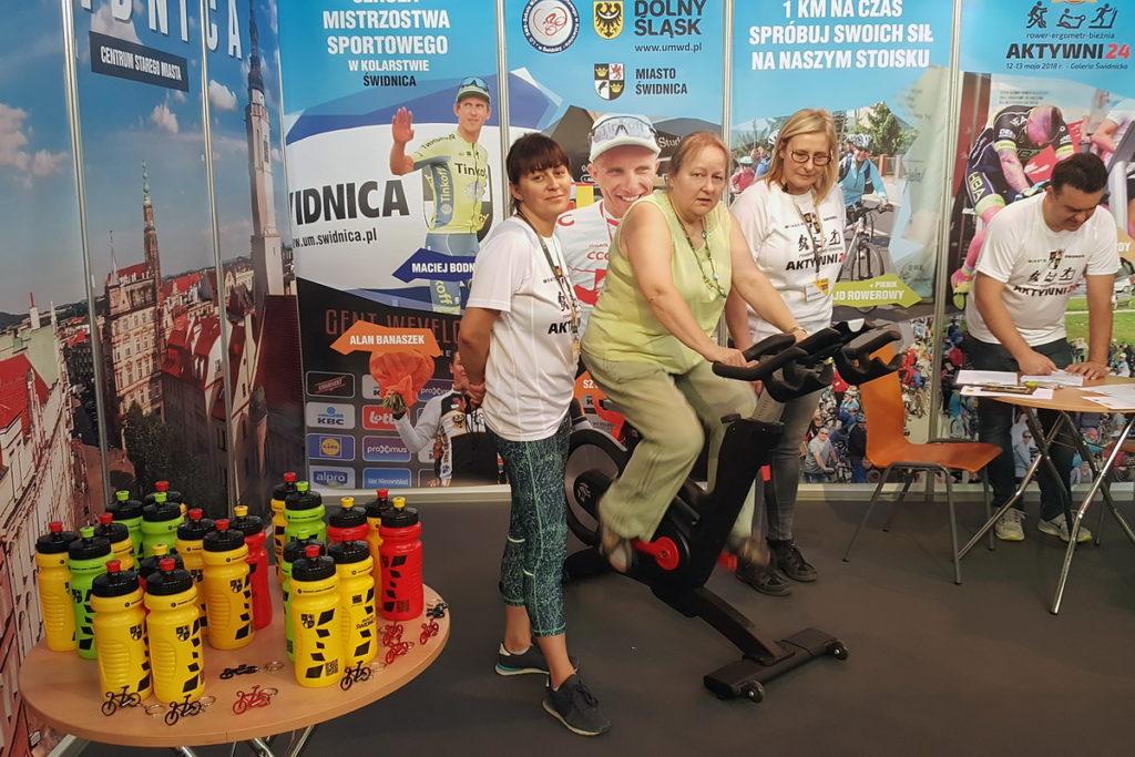 wystawa festiwal rowerowy