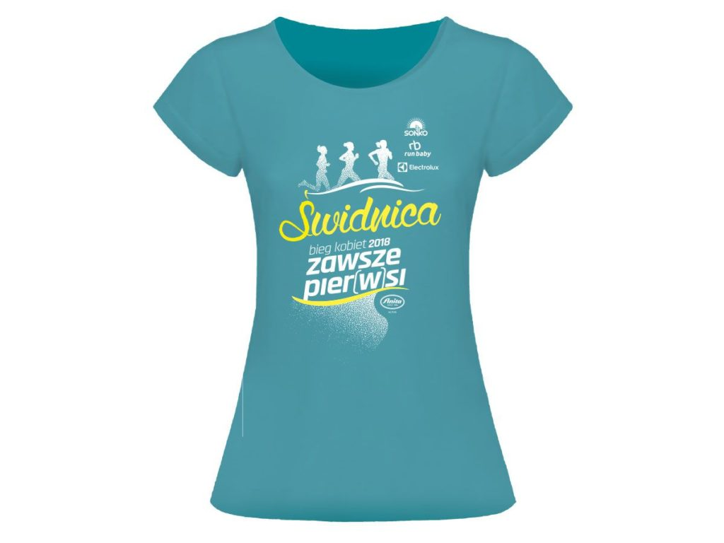 koszulka biegowa