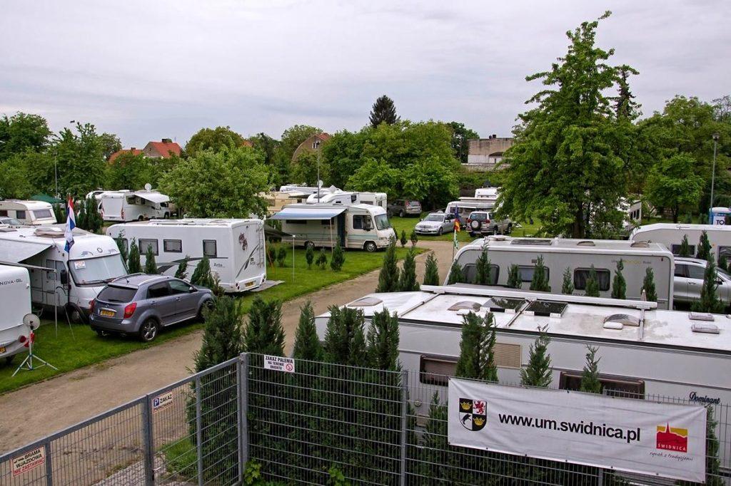 camping swidnica