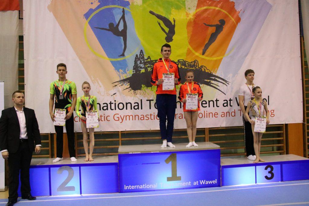 alrobaci polonii na podium