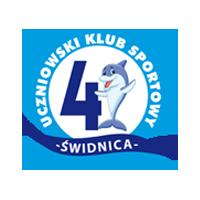 UKS Czwórka Świdnica pływanie