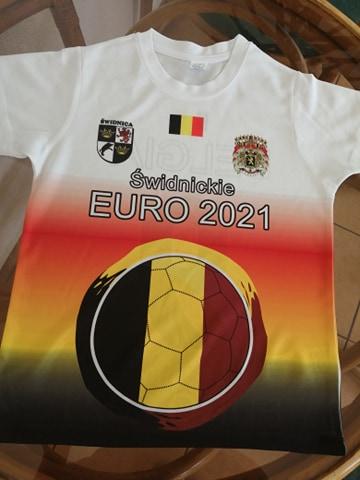koszulka świdnickie euro 2021